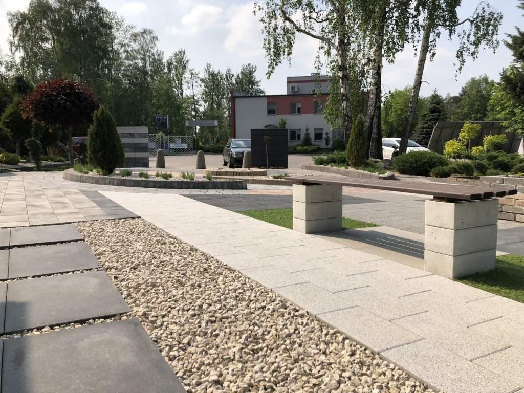 Ogrody wystawowe firmy Drokan-2 w Tychach ujęcie 4