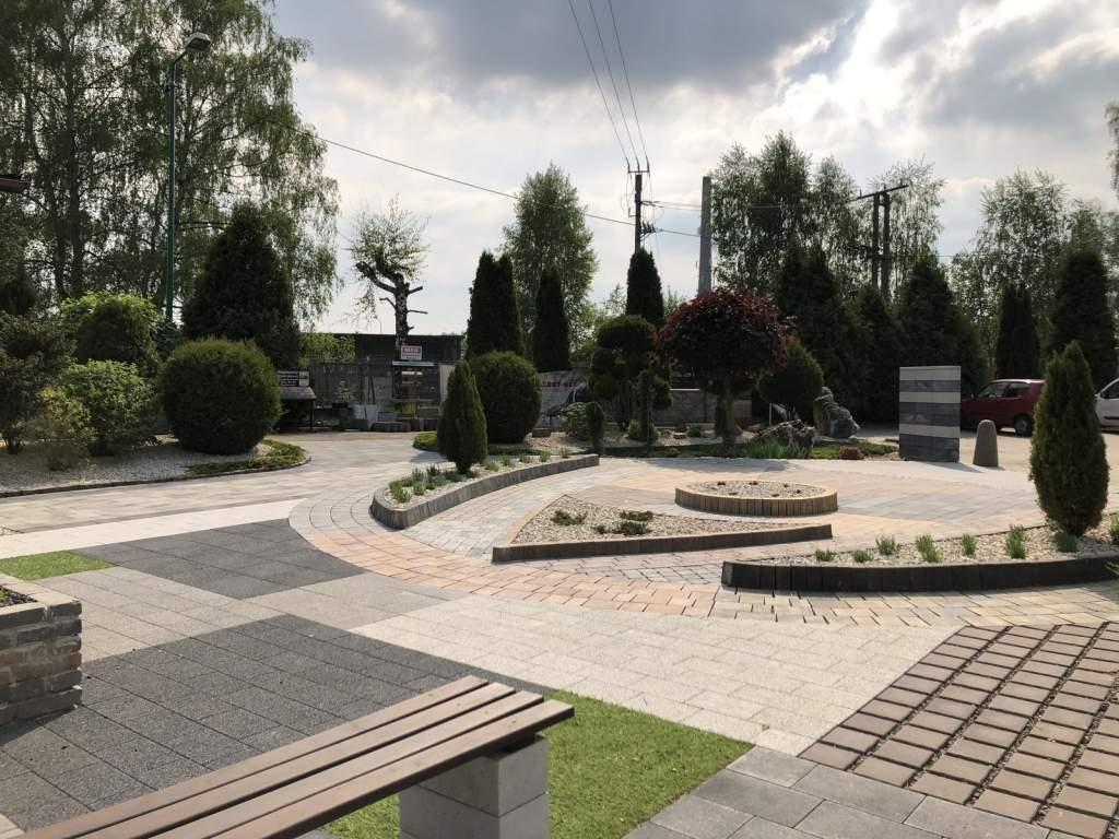 Ogrody wystawowe firmy Drokan-2 w Tychach ujęcie 8