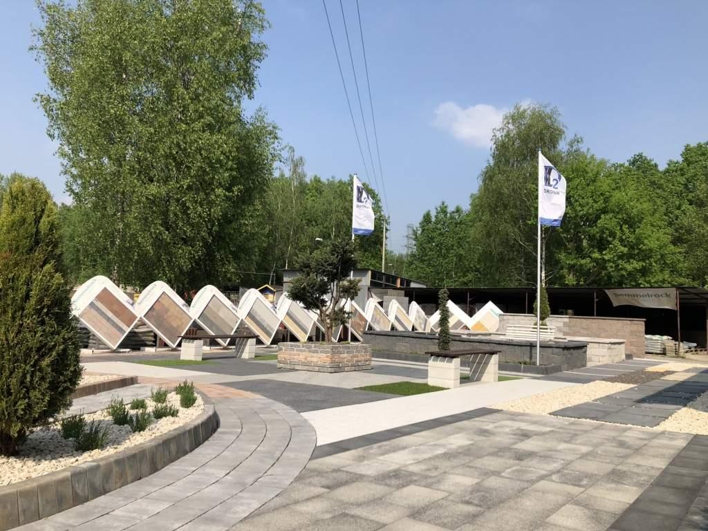 Ogrody wystawowe firmy Drokan-2 w Tychach ujęcie 9